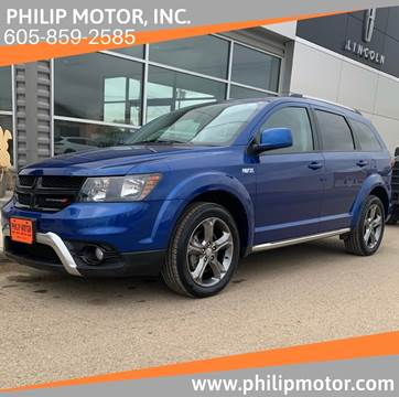 2015 Dodge Journey for sale at Philip Motor Inc in Philip SD