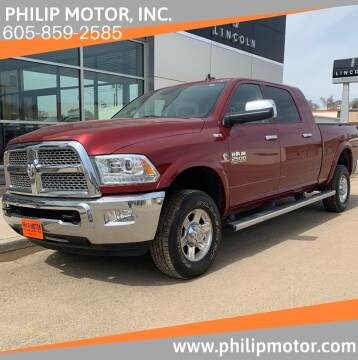 2013 RAM Ram Pickup 2500 for sale at Philip Motor Inc in Philip SD