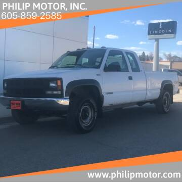 1997 Chevrolet C/K 2500 Series for sale at Philip Motor Inc in Philip SD