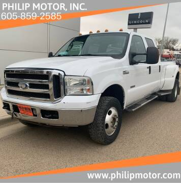 2005 Ford F-350 Super Duty for sale at Philip Motor Inc in Philip SD