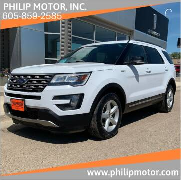 2016 Ford Explorer for sale at Philip Motor Inc in Philip SD