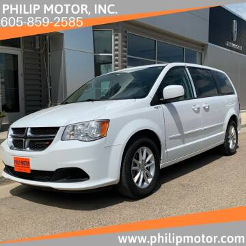 2014 Dodge Grand Caravan for sale at Philip Motor Inc in Philip SD