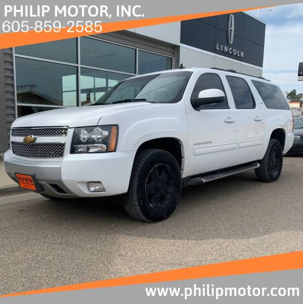 2013 Chevrolet Suburban for sale at Philip Motor Inc in Philip SD