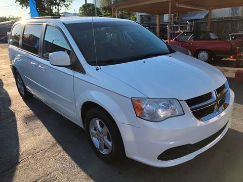 2012 dodge grand caravan for sale in miami fl. Black Bedroom Furniture Sets. Home Design Ideas