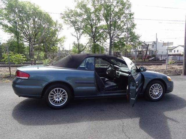 2005 Chrysler Sebring Touring 2dr Convertible - Elizabeth NJ