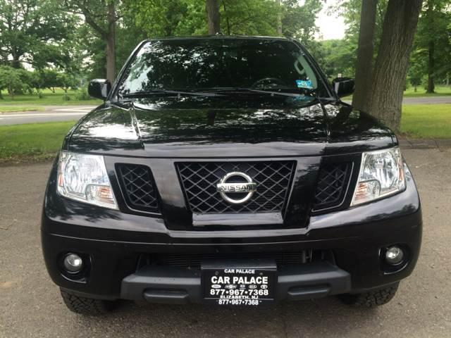 2012 Nissan Frontier 4x4 PRO-4X 4dr King Cab Pickup 5A - Elizabeth NJ