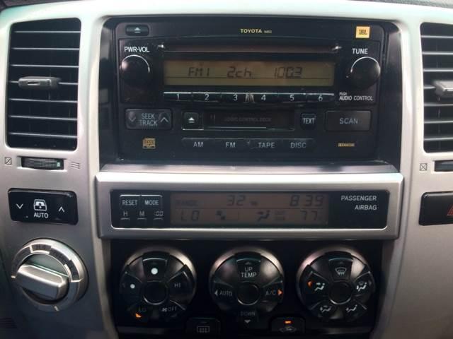 2005 Toyota 4Runner Sport Edition 4WD 4dr SUV - Elizabeth NJ