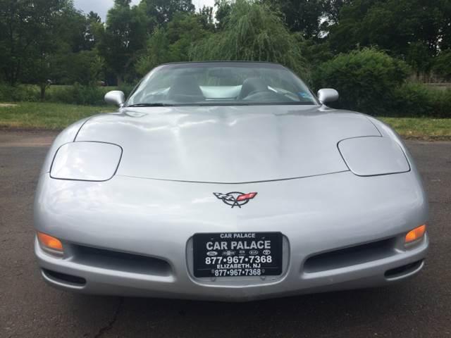 1999 Chevrolet Corvette 2dr Convertible - Elizabeth NJ