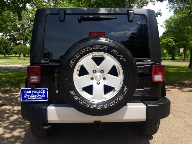 2011 Jeep Wrangler 4x4 Sahara 2dr SUV - Elizabeth NJ