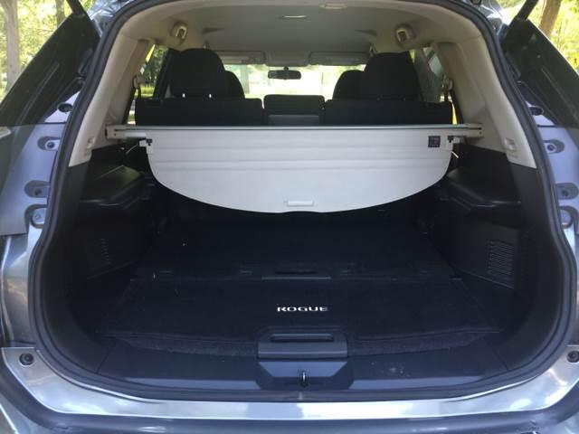 2015 Nissan Rogue AWD SV 4dr Crossover - Elizabeth NJ