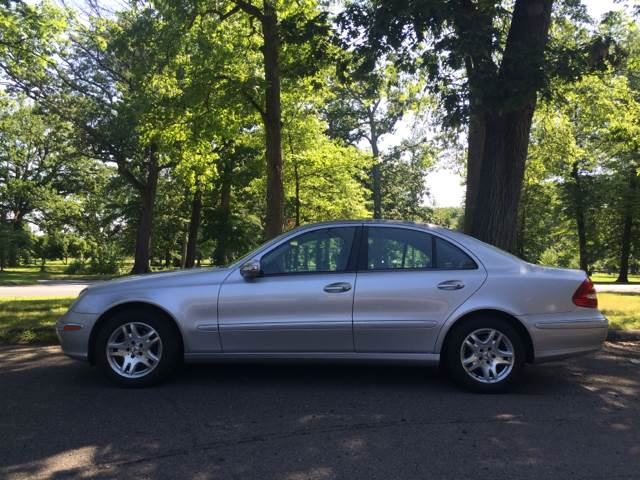 2004 Mercedes-Benz E-Class AWD E 320 4MATIC 4dr Sedan - Elizabeth NJ