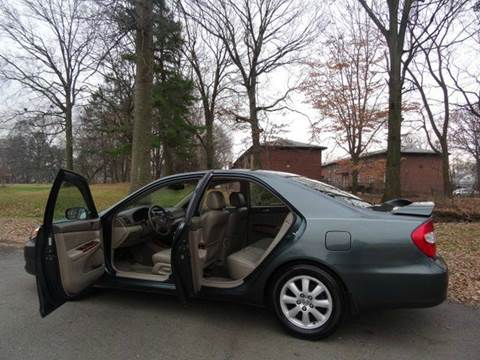 2003 toyota camry xle 4dr sedan in elizabeth nj car palace car palace