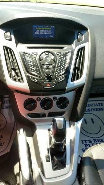 2013 Ford Focus SE 4dr Sedan - N Little Rock AR