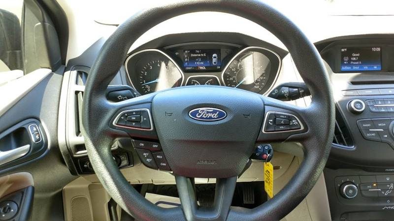 2015 Ford Focus SE 4dr Sedan - N Little Rock AR