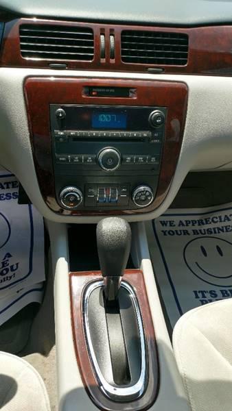 2010 Chevrolet Impala LS 4dr Sedan - N Little Rock AR