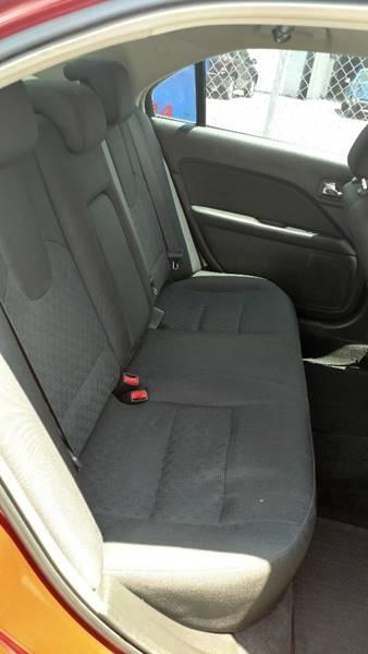 2010 Ford Fusion SE 4dr Sedan - N Little Rock AR