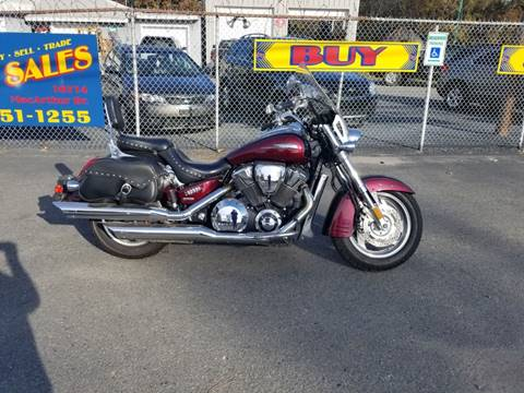 2008 Honda VTX 1800 Tourer for sale in N Little Rock, AR