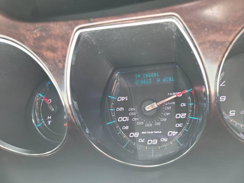 2011 Ford Taurus SEL 4dr Sedan - N Little Rock AR