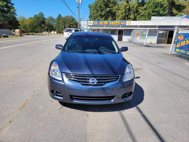 2011 Nissan Altima 2.5 S 4dr Sedan - N Little Rock AR