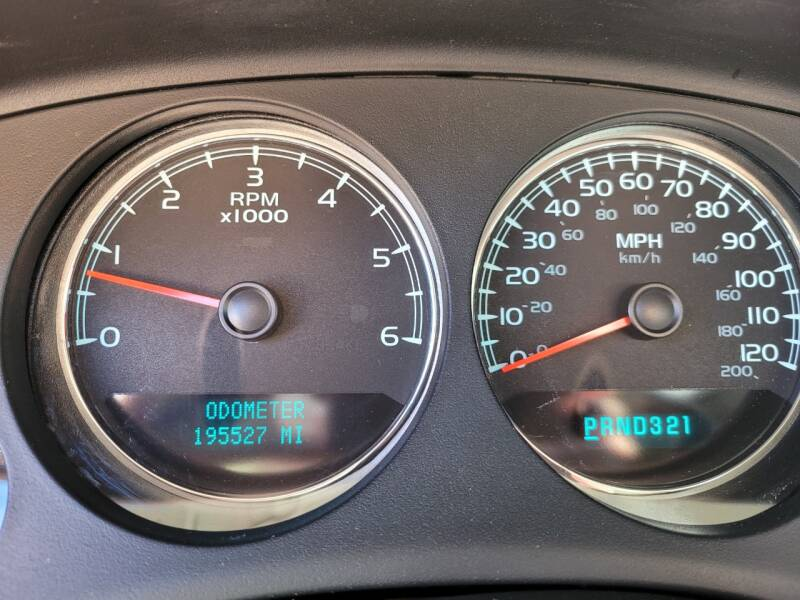 2008 Chevrolet Tahoe 4x2 LS 4dr SUV - N Little Rock AR