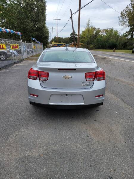 2013 Chevrolet Malibu LT 4dr Sedan w/1LT - N Little Rock AR