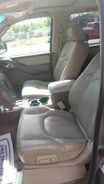 2006 Nissan Pathfinder LE 4dr SUV 4WD - N Little Rock AR