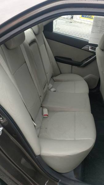 2013 Kia Forte EX 4dr Sedan - N Little Rock AR