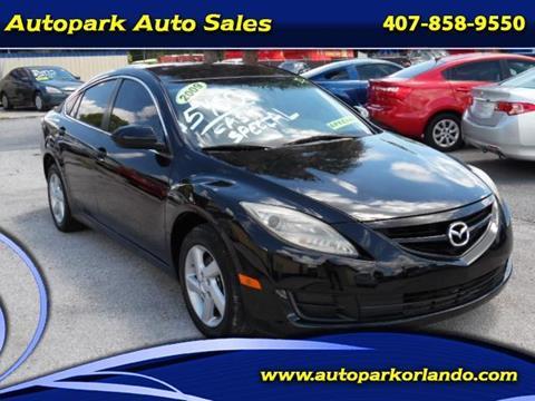 2009 Mazda MAZDA6 for sale in Orlando, FL