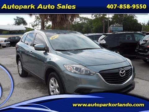2013 Mazda CX-9 for sale in Orlando, FL