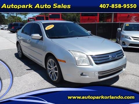 2009 Ford Fusion for sale in Orlando, FL