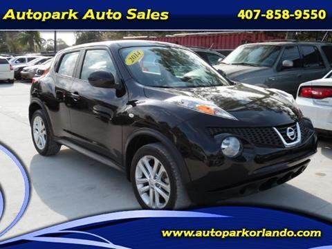 2014 Nissan JUKE for sale in Orlando, FL