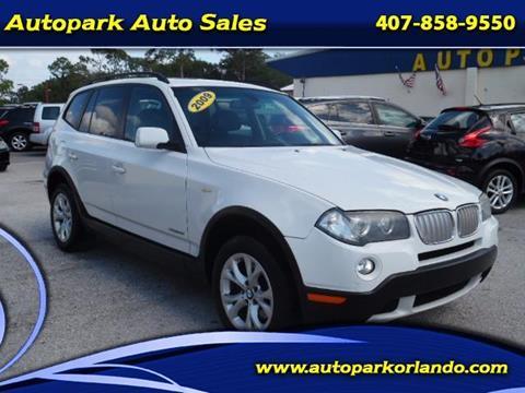 2009 BMW X3 for sale in Orlando, FL
