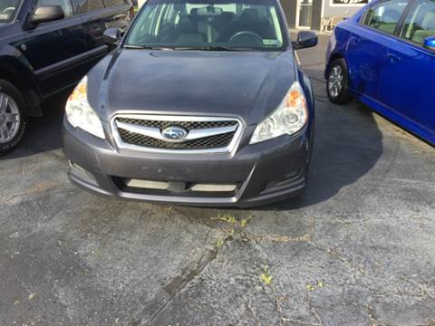 2010 Subaru Legacy for sale at Ross Hill Automotive in Beaver Falls PA