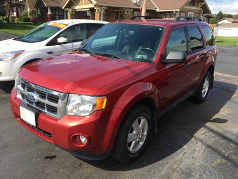2012 Ford Escape for sale at Ross Hill Automotive in Beaver Falls PA