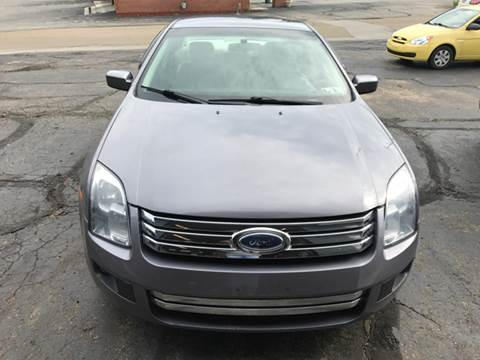 2007 Ford Fusion for sale at Ross Hill Automotive in Beaver Falls PA