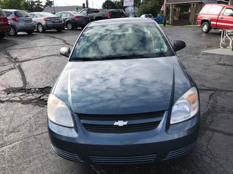 2006 Chevrolet Cobalt for sale at Ross Hill Automotive in Beaver Falls PA