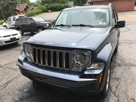 2008 Jeep Liberty for sale at Ross Hill Automotive in Beaver Falls PA