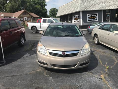 2007 Saturn Aura for sale at Ross Hill Automotive in Beaver Falls PA