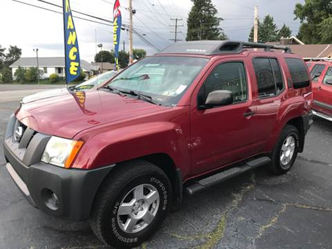 2007 Nissan Xterra for sale at Ross Hill Automotive in Beaver Falls PA