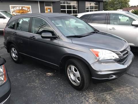 2010 Honda CR-V for sale at Ross Hill Automotive in Beaver Falls PA