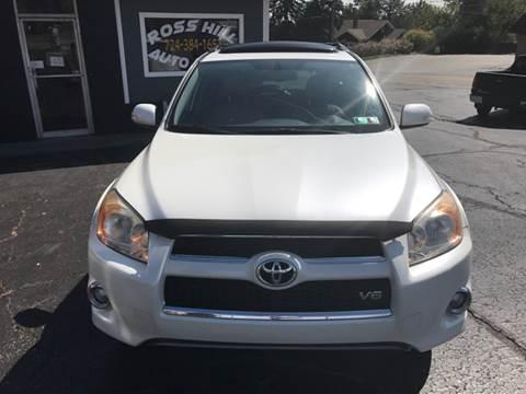 2009 Toyota RAV4 for sale in Beaver Falls, PA