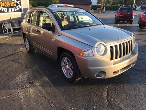 2009 Jeep Compass for sale at Ross Hill Automotive in Beaver Falls PA