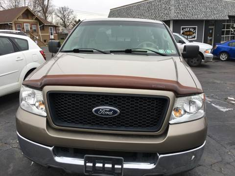 2004 Ford F-150 for sale at Ross Hill Automotive in Beaver Falls PA