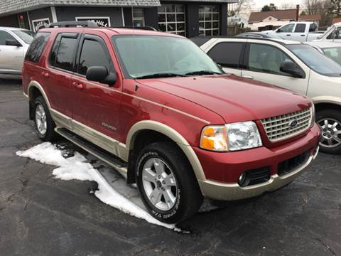 2005 Ford Explorer for sale at Ross Hill Automotive in Beaver Falls PA