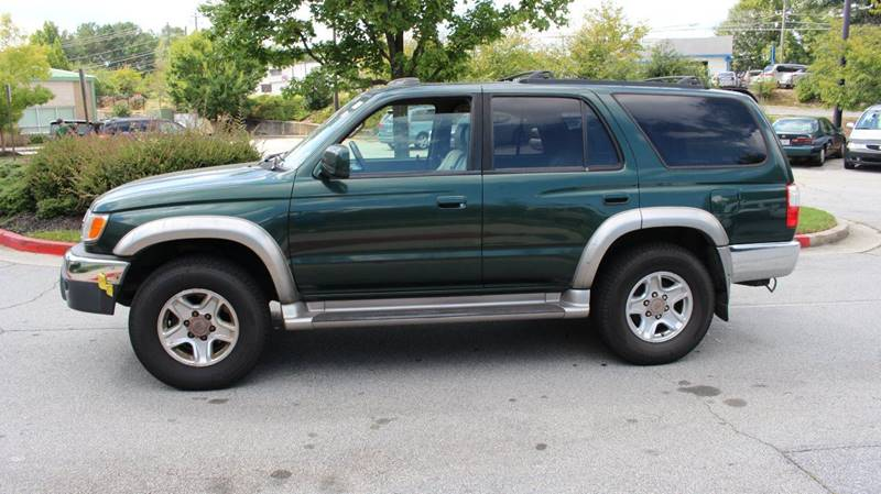 2002 Toyota 4Runner For Sale At NORCROSS MOTORSPORTS In Norcross GA
