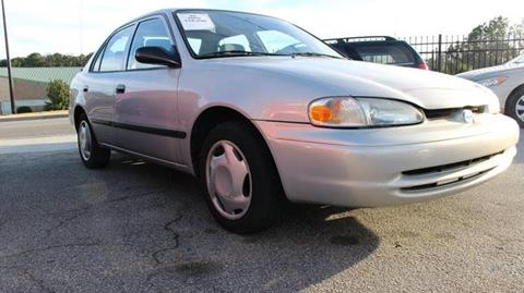 2002 Chevrolet Prizm for sale in Norcross, GA
