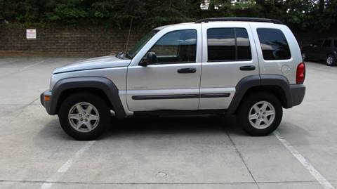 2004 Jeep Liberty for sale in Norcross, GA