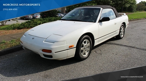 1992 Nissan 240SX for sale in Norcross, GA