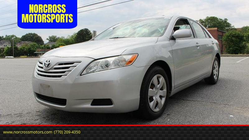 2007 Toyota Camry For Sale At NORCROSS MOTORSPORTS In Norcross GA