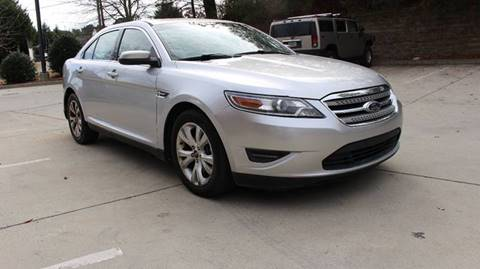 2010 Ford Taurus for sale in Norcross, GA